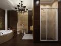 Ванная, современный стиль