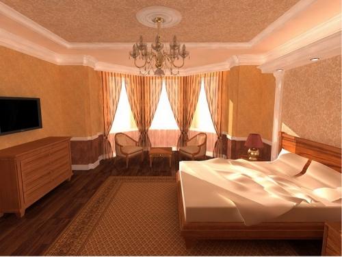Спальня, прагматическая классика